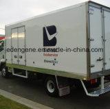 Stratifiés enduits de panneau/feuille du gel lisse FRP/GRP pour le corps isolé de camion