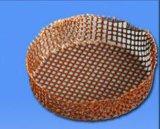 Maglia di filtrazione della vetroresina resistente a temperatura elevata per la fusion d'alluminio