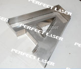 Maquinaria de aluminio del doblez de la tira/de rodillo de la carta de canal de las muestras