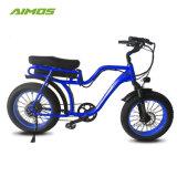 20''*4.0 AMS-07 Llantas de aleación de aluminio de TDE Marco neumático Fat bicicleta eléctrica playa estilo crucero