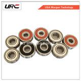 Rodamientos del motor de URC con de alta velocidad y de poco ruido
