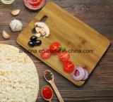 Bambusausschnitt-Vorstand mit dem entfernbaren Fach, das hölzerner Block-Küche-Vorstand mit Qualität schneiden hackt