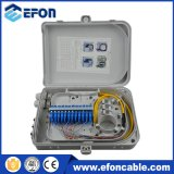 옥외 플라스틱 24core 섬유 광학적인 쪼개는 도구 상자