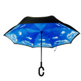 Pluie du parapluie 210t d'arrivée et parapluie de Sun neufs