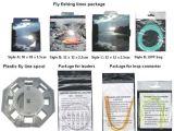 Boîtes de papier de couleur pour Fly Fishing lines Paquet et de l'emballage personnalisé