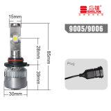 1つの統合されたデザインR1 9005 LED自動ヘッドランプの最も新しい高品質すべて