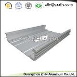 China Alumínio extrudido do dissipador de calor de fábrica para aluguer de amplificador de potência