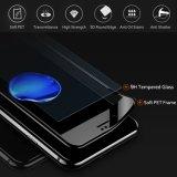 Ctunes 3D 전면 보도 강화 유리 Apple iPhone 8/7을%s 구부려진 찰상 증거 강화 유리 스크린 프로텍터 필름