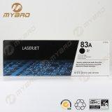 HP LaserjetのトナーカートリッジCF283A 83Aのカートリッジのためのトナー