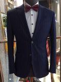 二つの部分から成った人のスーツのスーツの余暇のスーツの偶然のスーツの結婚式及びプロムのスーツ