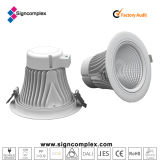 "Nueva MAZORCA 8 "" LED Downlight del estilo 35W Luna"