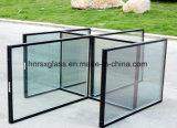 Le verre de construction de verre creux verre isolant 5+12UNE+5