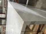Strong Кварц 2 см 3 см слоя Jumbo Каррарским белый кварцевый слоя для американского рынка