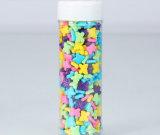 Качества еды формы изготовления опарник конфеты квадратного пластичный