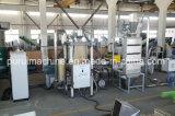 Appalottolatore di plastica della vite gemellare per la granulazione dei fiocchi dell'animale domestico