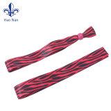 Bracelet avec matériel polyester Tissu