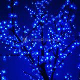 Kunstmatig Ce RoHS van de Boom van de Bloesem van de Kers Lichtblauw Waterdicht