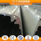 Weiye 알루미늄 그룹에서 6063-T5 건축 알루미늄 포스트