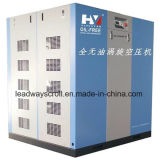 leiser ölfreier Schrauben-Luftverdichter der Rolle-3kw-49.5kw für Präzisions-Maschinerie