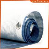 Bandiera promozionale materiale su ordinazione poco costosa del tessuto di maglia