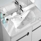 Vaidade moderna dos gabinetes de banheiro da mobília do único dissipador da madeira compensada (ACS1-L19)