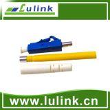 Conetor rápido da fibra óptica quente da venda com palavra simples do milímetro