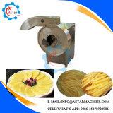 304 Machine van de Snijder van de Aardappel van het roestvrij staal de Elektrische