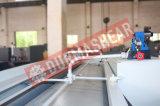 Máquina para corte de metales de la hoja hidráulica del mercado 6X3200m m de Suráfrica con el control MD11