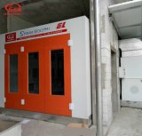 Cabina di spruzzo approvata della mobilia del Ce del rifornimento di Guangli con il filtro