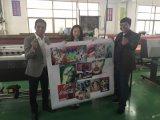 Inyección de tinta solvente ecológica Xuli 1,6 millones de impresora con Xaar1201