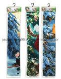 Gedruckte korallenrote Vlies-Zudecke Sft03ab028