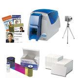 Het meeste Vertrouwde op Datacard Sp30 plus de enig-Opgeruimde Slimme Printer van het Identiteitskaart van pvc Plastic