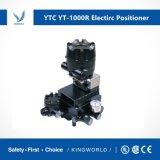 Instelmechanisme van de Klep van Ytc van het Instelmechanisme van de Klep van Ytc het Elektro Pneumatische