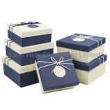 Comercio al por mayor papel de impresión personalizada de los pequeños envases de cartón Caja de regalo