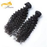 Le prix usine célèbre de marque d'Alimina fournissent le cheveu 100% de Vierge