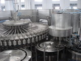 Het automatische Huisdier kan/Aluminium kan het Vullen van het Sap Machine in Zhangjiagang
