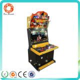 Machine van het Spel van Frighting van de Straat van de arcade de Muntstuk In werking gestelde Video van Guangzhou