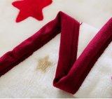 Polyester imprimé de flanelle Couverture en laine polaire, literie en molleton de flanelle
