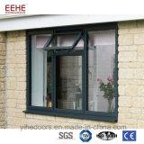 Ventana de cristal de la prueba del sonido de la ventana del toldo del marco de la ventana de aluminio