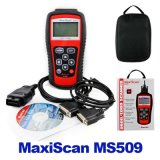 Ma≃ Is⪞ Ms509 Obdii/EobdほとんどのE⪞ Onomi⪞ Us/Asian/Europe車Dete&simgのための自動コード読取装置; 岩山Diagnosti⪞ ツール