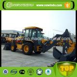 El precio bajo la marca de ruedas cargadora retroexcavadora máquinas XT873