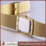 Ladise Uhr-Armbanduhr-Form-Edelstahl-Uhr