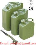 Blechkanister Kraftstoffkanister Dieselkanister Metall Einheitskanister 20L Mit国連Zulassungは/できる