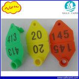 De Dierlijke Markering van uitstekende kwaliteit van het Oor RFID voor Identificatie