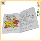 Livre d'enfants Softcover fait sur commande de qualité Prinitng