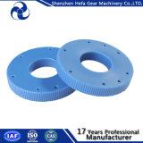 Polea plástica de nylon de OEM/ODM para la robusteza