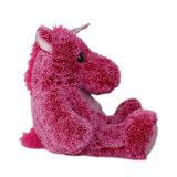 2017 귀엽고 안아주고 싶은 연약한 Unicorn 견면 벨벳 장난감