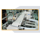 自動マットレスのボーダーミシン(WKH2)