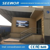 P10mm Outdoor Rental LED Display with Die-Casting Aluminum Cabinet