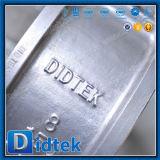 Tipo válvula de la oblea del acero inoxidable de la prueba de Didtek API598 de verificación
